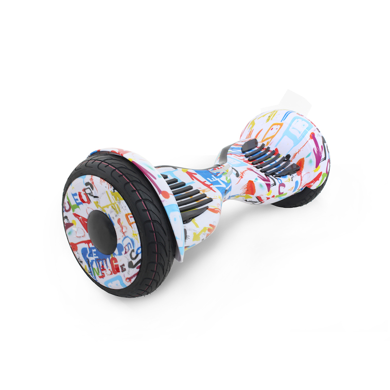 Гироскутер «Hoverbot» C-2 Light 10.5» (white multicolor)