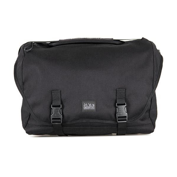 Сумка Brompton Metro bag M, Black with frame