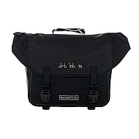 Сумка Brompton Ortlieb O Bag (Black Reflective)