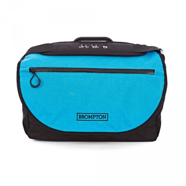 Сумка Brompton S Bag (Lagoon Blue Flap)